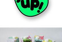 Embalagens Pop art