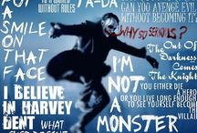 Movie quotes / Movies are the beautiful canvases created by man to express his or her life knowledges.