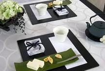 Japanese Tableware / by Natalie Esprit