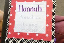 Pre-K Journals