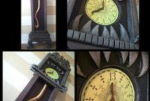 Halloween clock 13