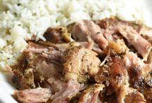 Pork Slow Cooker