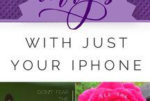 iPhone Graphic Design
