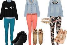 Combinaciones ropa