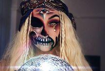 Halloween gypsy