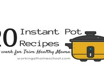Trim Healthy Mama and instant pot
