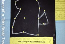 constellations and solar system / by Marie Davis