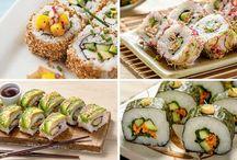 Sushi RIQUÍSIMO