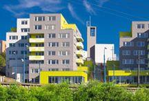 Naše projekty / Projekty ateliéru Architekti Šebo Lichý.