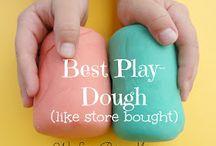 best home made play dough