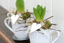 Bloemen en Planten Decoraties.