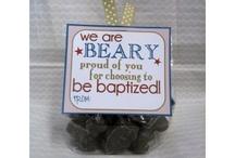 Baptism ideas / by Cindy Gorman