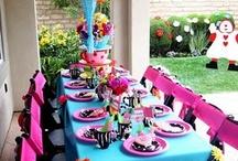Sam's Sweet 16 party ideas