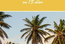 BLOG // Guías de viaje / Guías de viaje de los lugares en los que he estado, con mis experiencias.
