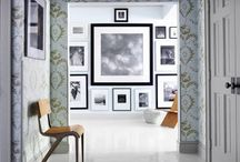 Wall Art / Inventive ways to display art on your walls!
