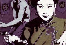Chinese Opium and Art