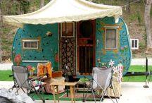 camper ideas / by Nancy Cocking