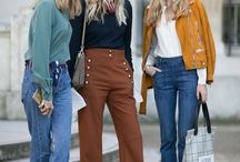 Trend: 70's Vibes / Spring / Summer 2015