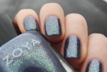 Zoya Nail Polish Swatches / See what nail polish shades we're loving at the moment! New and old - find your favorite swatches from ZOYA here!
