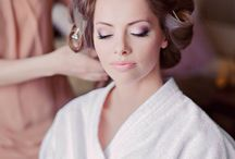 Stylist Leisan Makhova by Websalon Wedding; Photo by Liliya Fadeeva / my day
