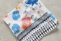 Tableware textile