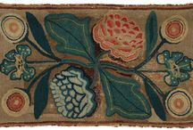 Antique Hooked Rugs / by Susan Megran