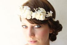 Floral Hair Crown Inspiration