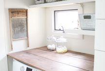 Laundry Room Style: Farmhouse