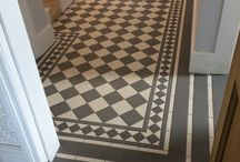 tenement house - flooring