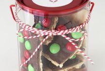Homemade xmas gift ideas / Homemade treats that keep