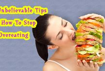 Unbelievable Tips On How To Stop Overeating / If you are suffered from overeating habits then visit our post, in this post we share some helpful and unbelievable tips on how to stop overeating, we hope this tips are fruitful for you...... Know more visit our post.