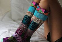 Legwear - Yoga socks & Barre leg warmers / Barre or yoga class! Cute looks for class, lace knitted boot socks & leg warmers by IndieBohoBoutique and inspirational style photos. www.indiebohoboutique.com