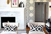 Wallpaper Styling / How to select and style wallpaper for your home and personality