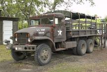 Caminhões Antigos