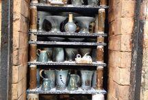 Kilns and firings