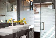 Bath glass