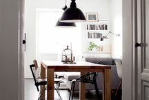 HOME SWEET HOME // Let there be LIGHT! / Light decorating inspiration