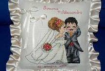 Punto Croce UI sposi