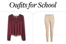 School outfits