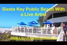 Lloyd Dobson Artist - TV / YouTube videos about Siesta Key - Sarasota Lloyd Dobson Artist. Where To Buy Tropical Beach Theme Paintings? Siesta Key - Sarasota artist Lloyd Dobson captures God's beautiful Florida and Caribbean tropical beach scenes with an attitude of vibrant colors helping to make art fun and happy for everyone.