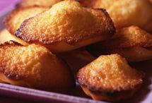 Biscuits madeleines