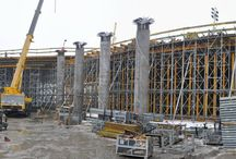 Wiadukty w ciągu S8 na odcinku Salomea – Wolica / W dzielnicy Ursus w Warszawie, w ciągu drogi ekspresowej S8, na odcinku Salomea – Wolica powstaje obiekt WA-04 składający się z trzech sąsiadujących ze sobą, trzyprzęsłowych wiaduktów zlokalizowanych nad torami WKD. Budowa obiektu rozpoczęła się w 2011 roku a jego zakończenie planowane jest na 2013 rok. Cała trasa Salomea – Wolica stanowić będzie łącznik pomiędzy drogami ekspresowymi S7, S8 i Południową Obwodnicą Warszawy S2, a miejskim układem komunikacyjnym Warszawy.