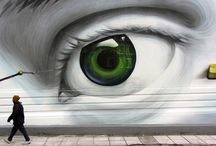 Street Art / by Christine Becksted Images