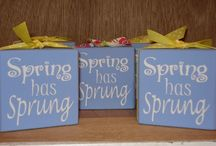 Spring / by Christy Faulkinbury