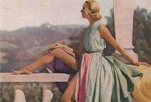 Vintage fashion photos