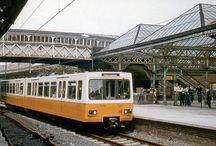 My Old Railway Employment. Trains!!!