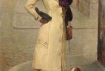 Until 1900 fashion
