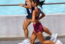 Run / by Adrianna Edwards