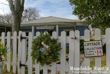 The Bohemian Cottage - Jane Coslick Holiday Cottages Tour / A wonderful restored cottage on Tybee island by Jane Coslick