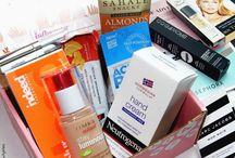 Influenster Vox Boxes / Products featured in Influenster Vox Boxes